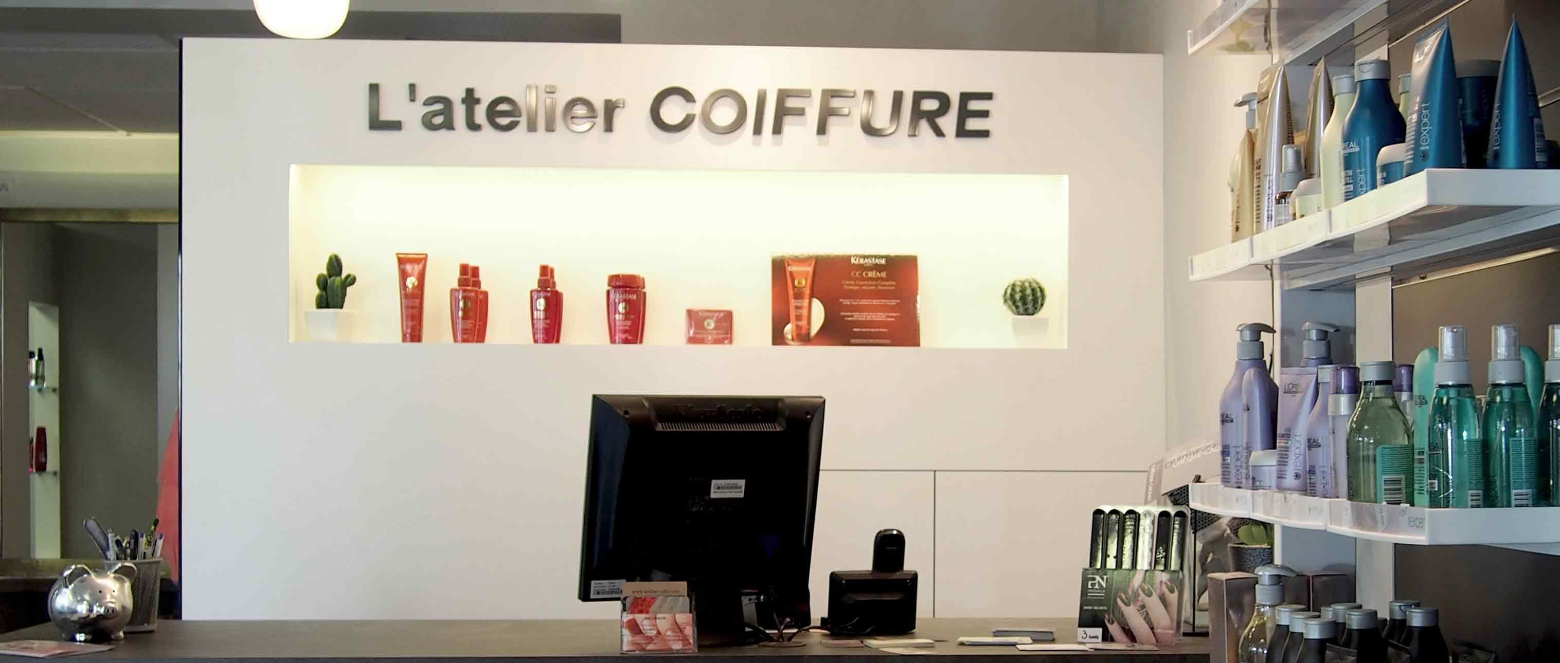 R Novation Et D Coration Int Rieure Salon De Coiffure