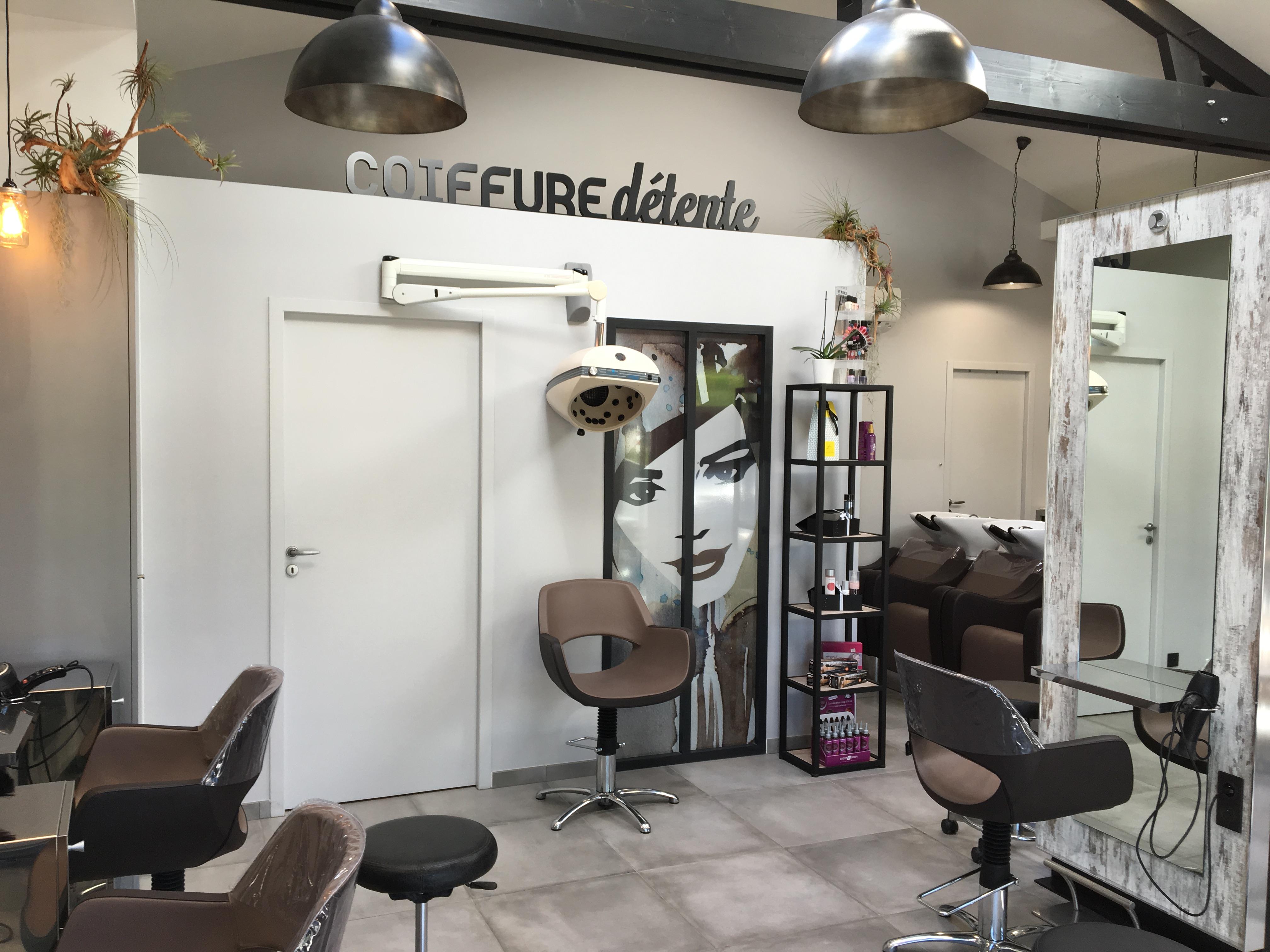 Salon coiffure atelier tendance - 8 - geraldine fourny - decoratrice - Nantes - 44