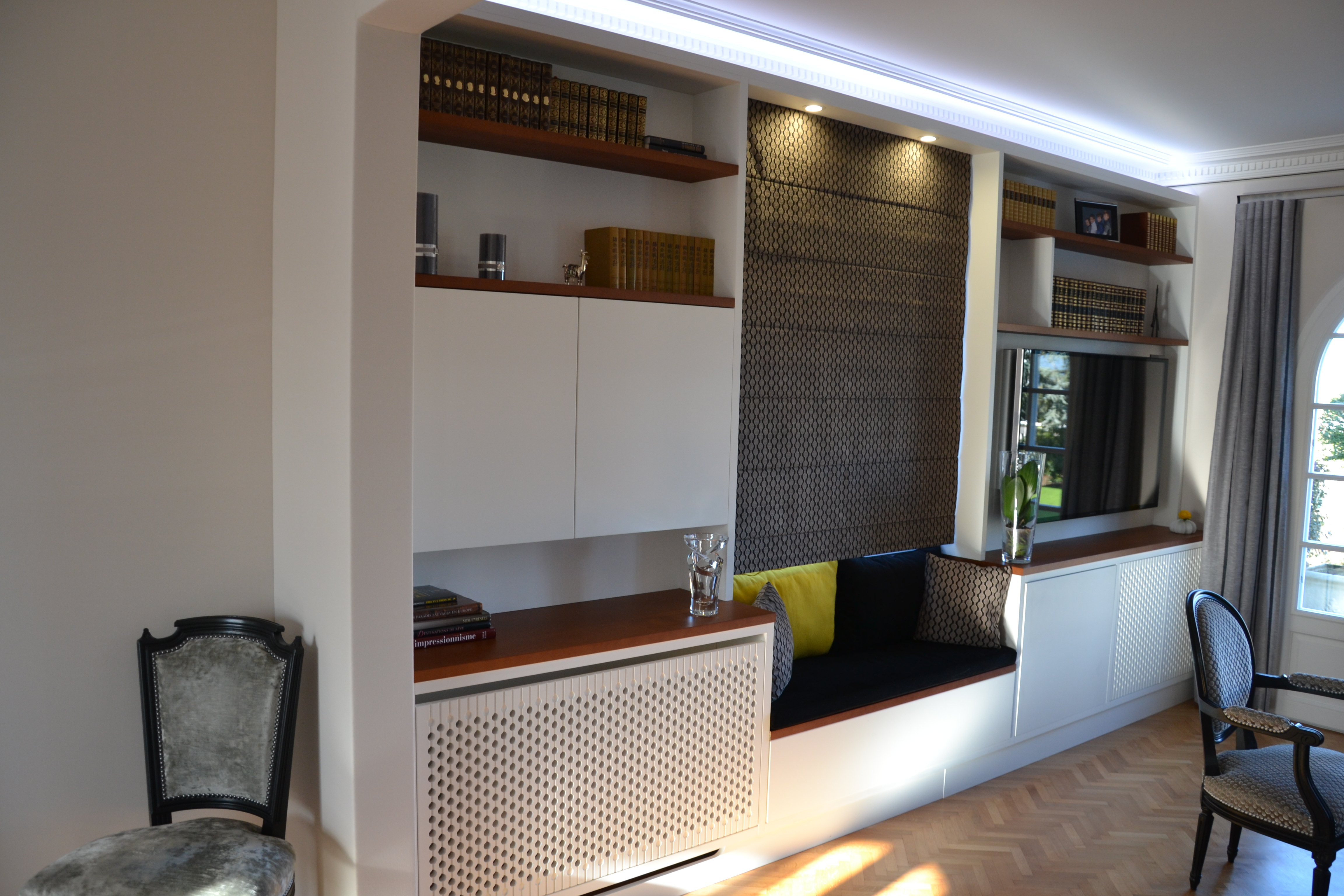 maison art deco - 1 - geraldine fourny - decoratrice - nantes - 44